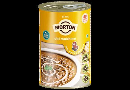 Morton ready to eat dal makhani