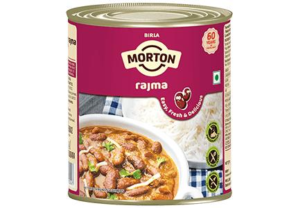 Morton ready to eat rajma