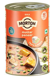 Morton muttar paneer