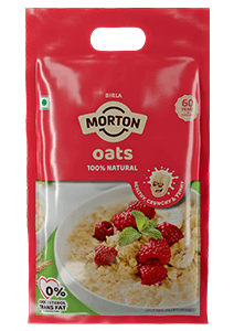 Morton natural oats