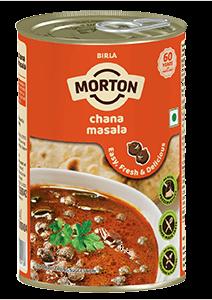 Morton canned chana masala