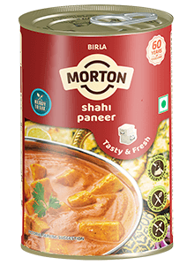 Morton shahi paneer