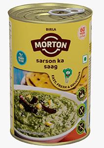 Morton sarson ka saag